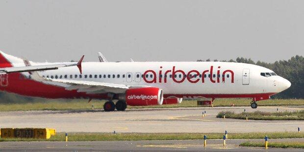 Flüge gestrichen! Piloten-Revolte bei Air Berlin