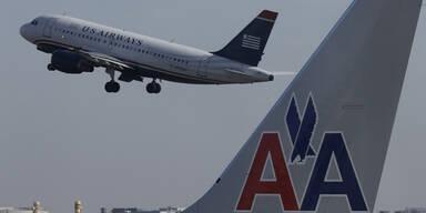 US Airways American Airlines