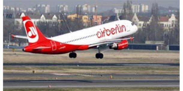 Air-Berlin-Aktie stürzt 14 Prozent ab