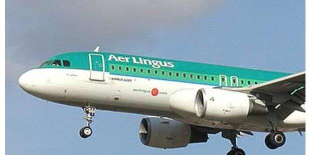 Panik nach falscher Ansage in Flugzeug