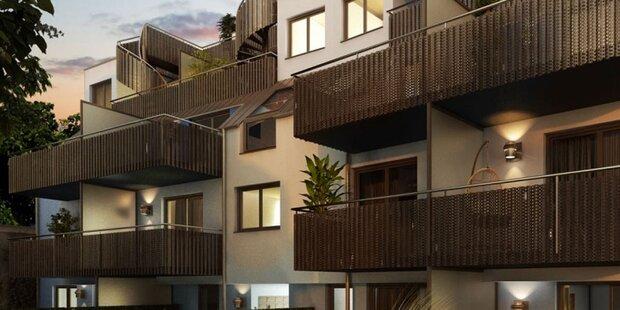 Top-Wohnprojekt bei der Lobau