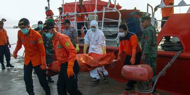 AirAisa: Leiche des Kopiloten geborgen