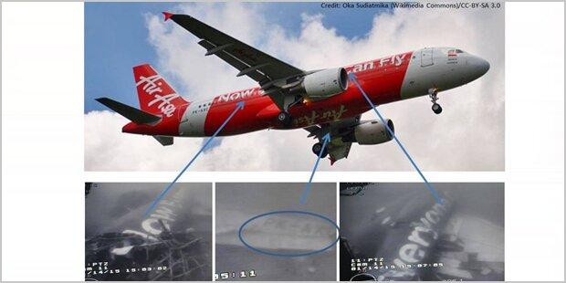 Air Asia: Rumpf des Unglücks-Jets gefunden