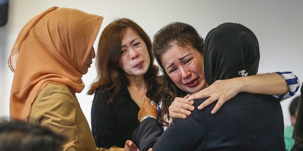 Flug QZ8501: Wrack gefunden