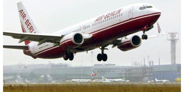 Preiskampf halbiert Gewinn von Air Berlin