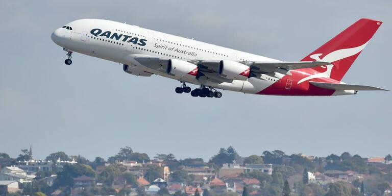 Qantas-Rundflug nach Nirgendwo in 10 Minuten ausverkauft
