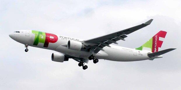 Airbus-Teile landen auf Siedlung