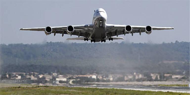 China kauft mehr als 100 Airbus-Flugzeuge
