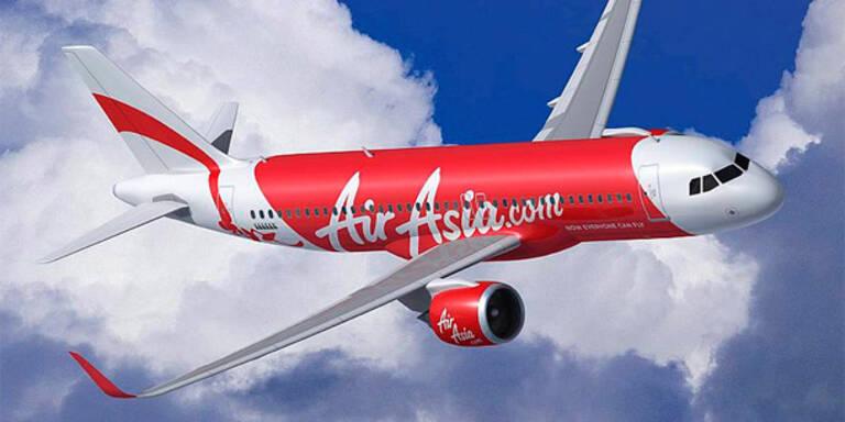 AirAsia: Mysteriöser Steigflug vor Absturz