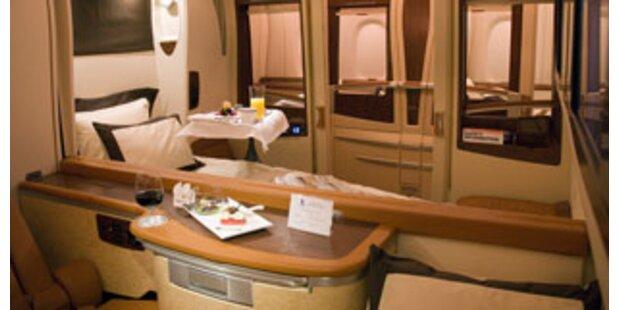 Sex-Verbot an Bord des A380