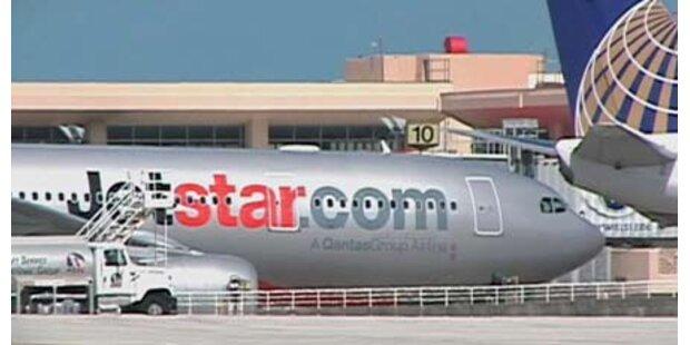 Zwischenfälle bei Airbus häufen sich