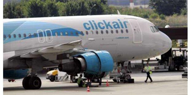 Sechs Verletzte bei Airbus-Brand in Orly