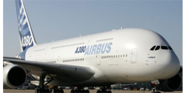 Der A380 wird noch später ausgeliefert
