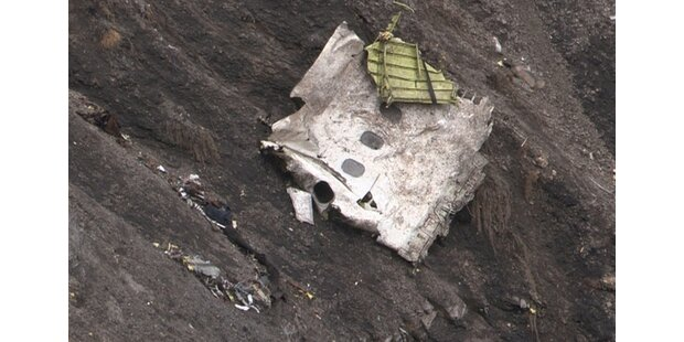 Unglücks-Flieger wurde in Wien beschädigt