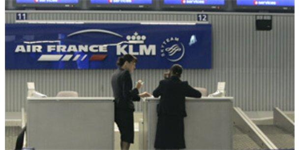 Piloten bei der Air France streiken erneut
