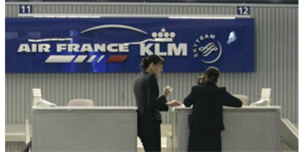 Air-France droht wegen AUA-Verkauf mit Klage