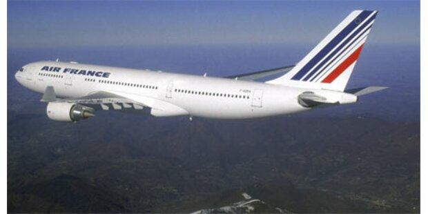 Keine Hoffnung für Air-France-Maschine