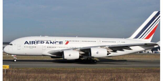Air France ließ Passagiere im Stich
