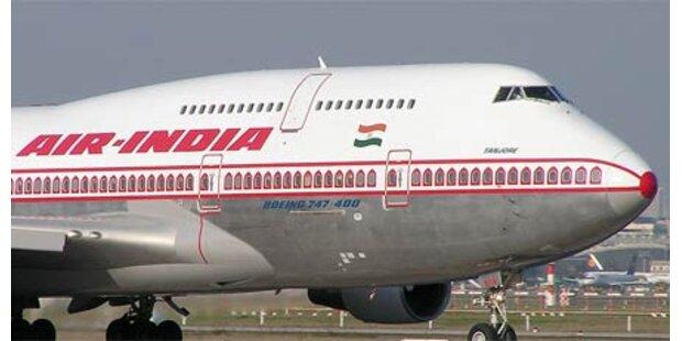 Terrorwarnung für indische Flughäfen