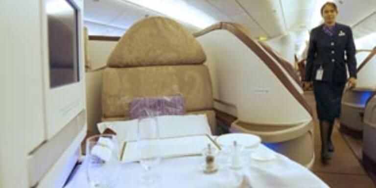 170-Kg-Mann gewann Sitzplatz-Prozess gegen Airline