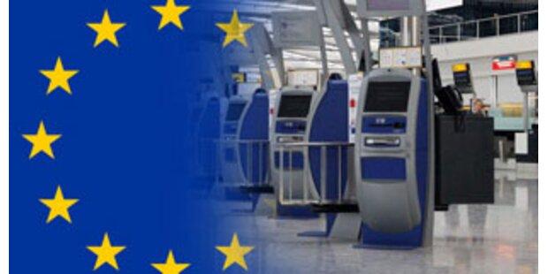Kontrollen vor Flügen in Schengenzone abgeschafft