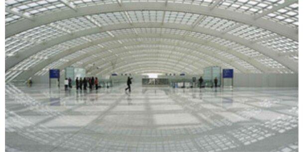 Peking eröffnet größten Airport der Welt