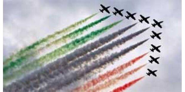 Luftshow laut Bundesheer nie geplant gewesen