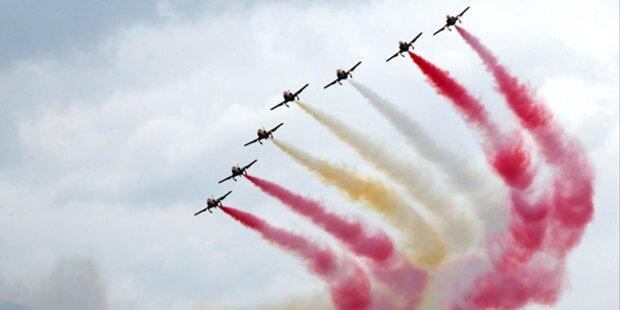 Sparprogramm beim Heer: Airpower wackelt