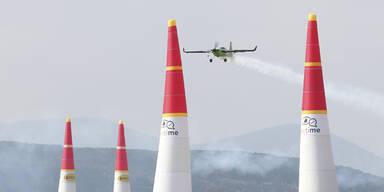 Paukenschlag: Aus für Red Bull Air Race