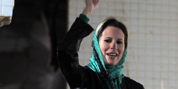 Gaddafis Familie floh nach Tunesien