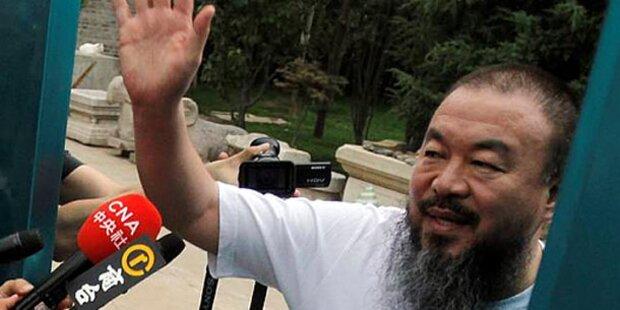 China: Ai Weiwei twittert wieder