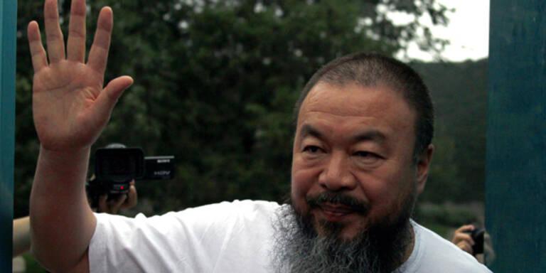 Ai Weiwei  macht Heavy-Metal