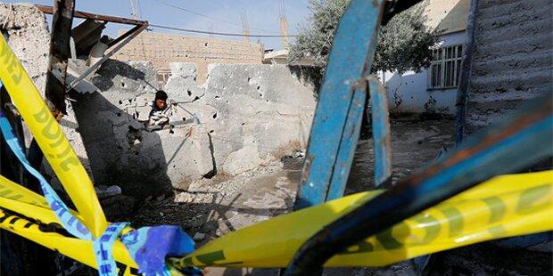 Türkei setzt Angriffe auf Syrien fort