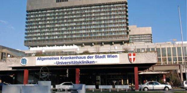 Kompletter Stromausfall im Wiener AKH