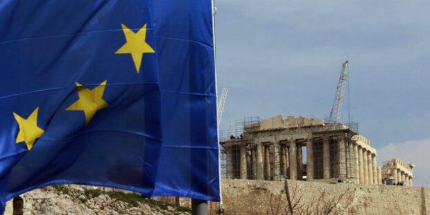 Griechen reißen Welt in den Abgrund