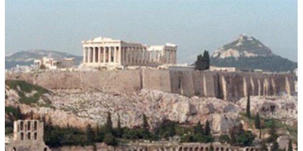 Akropolis wegen Streiks geschlossen