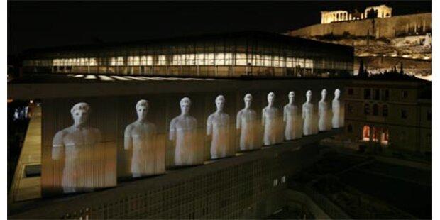Akropolis-Museum in Athen eingeweiht