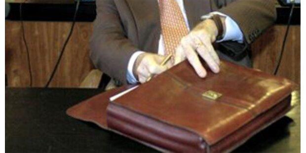 ÖVP zeigt Diebstahl des Strategiepapiers an
