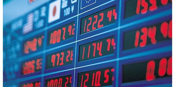 Asien-Börsen im Minus