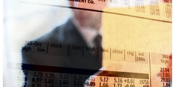 Warnung vor betrügerischen Aktienanbietern