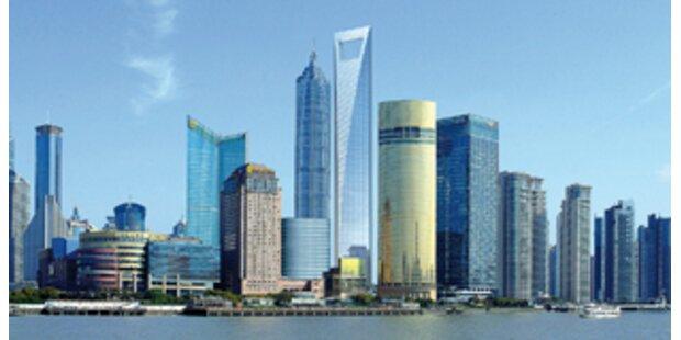Chinas Architektur im Höhenflug