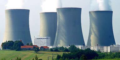 Atom-Wahnsinn rund um Österreich