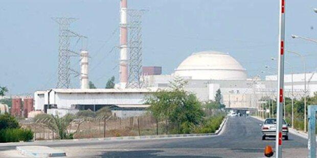 Iran nimmt Atomreaktor in Betrieb