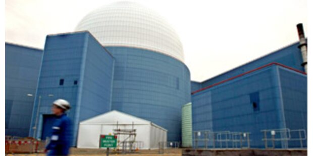 Großbritannien baut neue Atomkrafwerke