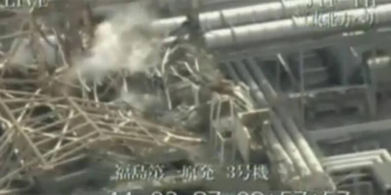 Video zeigt Ausmaß der AKW-Zerstörung