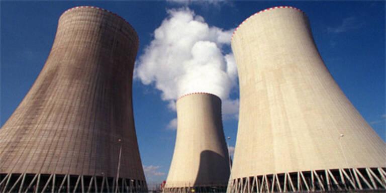 Frankreich sieht Zukunft in Atomkraft