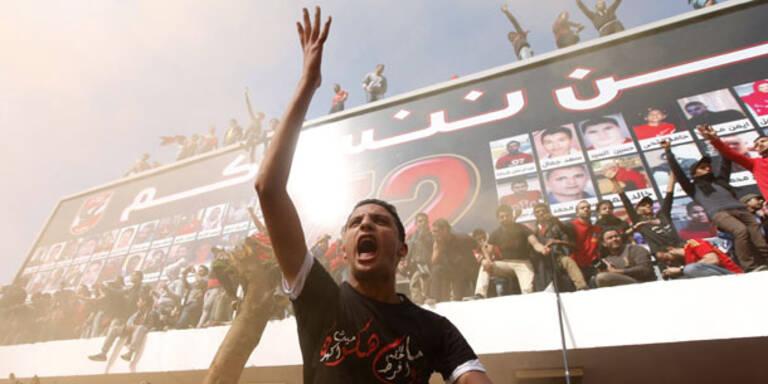 Ägyptens Ultras erbost über Prozess-Urteil