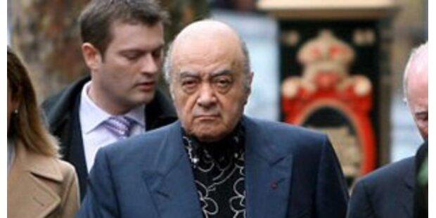 Al-Fayed nennt Prinz Philip