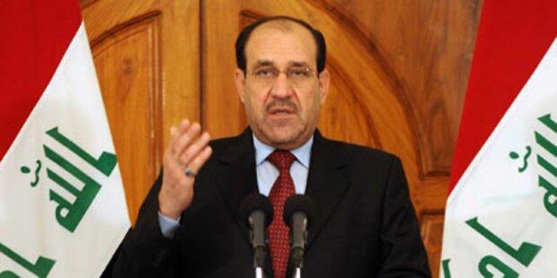 Iraks Premier Maliki gibt Amt ab