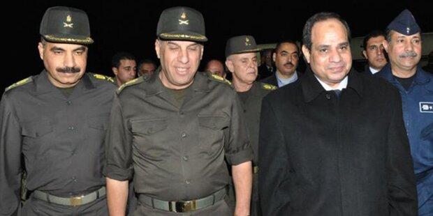 Ägyptens Armeechef will Präsident werden